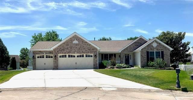 27 Fallon Pass, O'Fallon, MO 63366 (#21040043) :: Kelly Hager Group   TdD Premier Real Estate