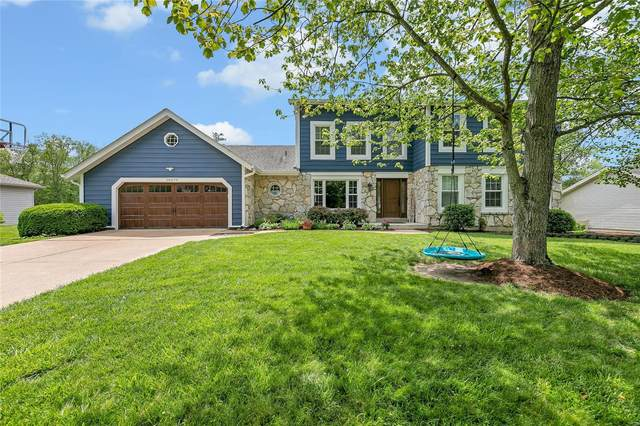 16070 Hunters Way Drive, Chesterfield, MO 63017 (#21040073) :: RE/MAX Vision