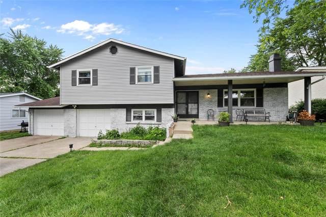 617 Lime Rock, Saint Charles, MO 63304 (#21040087) :: Jenna Davis Homes LLC