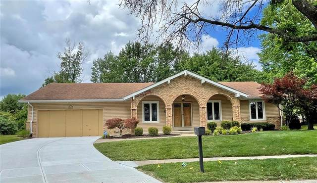1787 Prindable Court, Chesterfield, MO 63017 (#21040091) :: Parson Realty Group