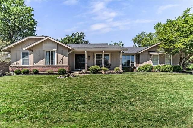 1915 Crampton, Chesterfield, MO 63017 (#21040092) :: Jenna Davis Homes LLC