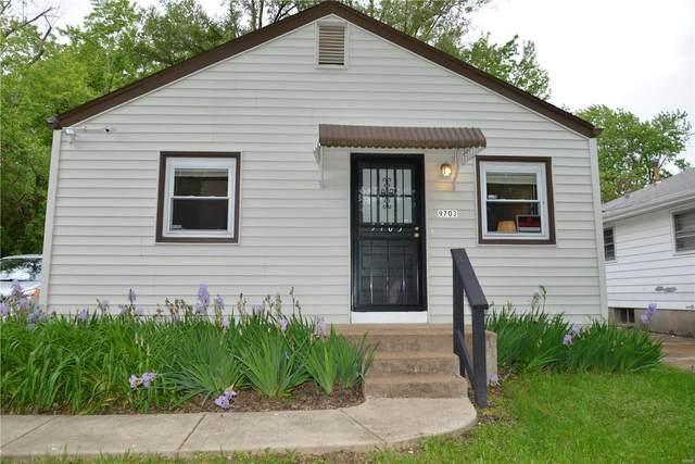 9703 Winkler Avenue, St Louis, MO 63136 (#21040096) :: Jeremy Schneider Real Estate
