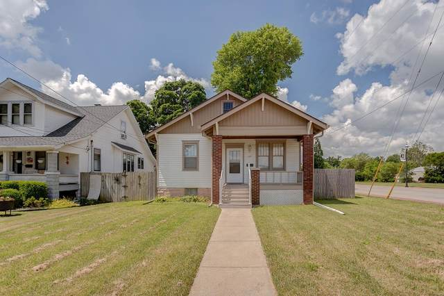 527 Benton Street, Belleville, IL 62220 (#21040100) :: The Becky O'Neill Power Home Selling Team