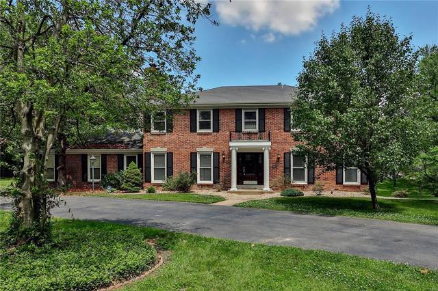 12385 Creekhaven Drive, St Louis, MO 63131 (#21040110) :: Clarity Street Realty