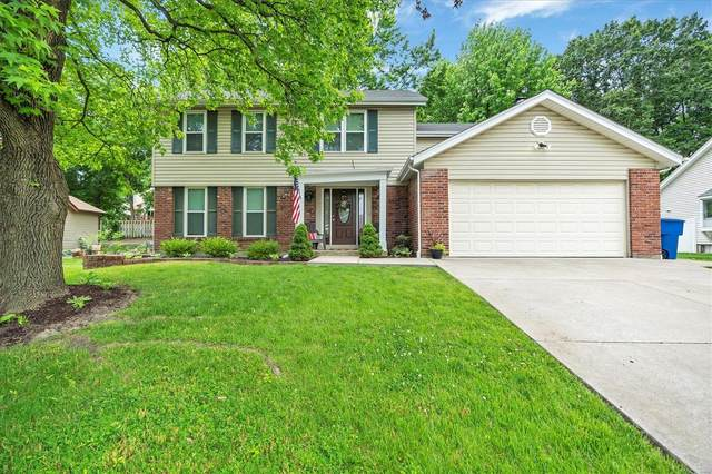 20 Shadow Creek, Saint Peters, MO 63376 (#21040126) :: St. Louis Finest Homes Realty Group