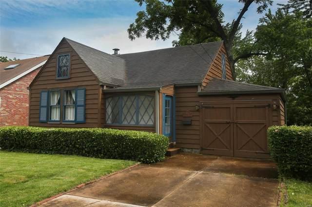 8916 Moritz Avenue, St Louis, MO 63144 (#21040127) :: PalmerHouse Properties LLC