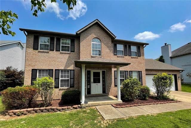 106 Bramblewood Court, Belleville, IL 62221 (#21040147) :: Clarity Street Realty