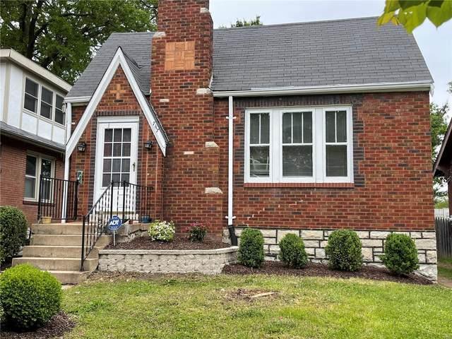 7117 Nashville Avenue, St Louis, MO 63117 (#21040151) :: Kelly Hager Group | TdD Premier Real Estate