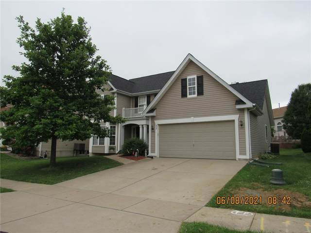 43 Jost Manor Court, Florissant, MO 63034 (#21040176) :: The Becky O'Neill Power Home Selling Team