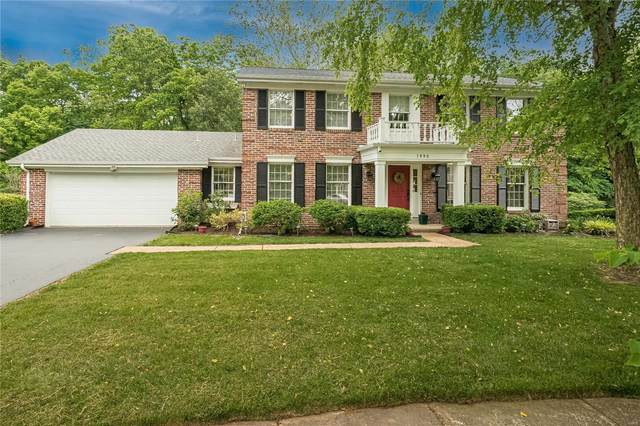1890 Braumton Court, Chesterfield, MO 63017 (#21040198) :: Clarity Street Realty