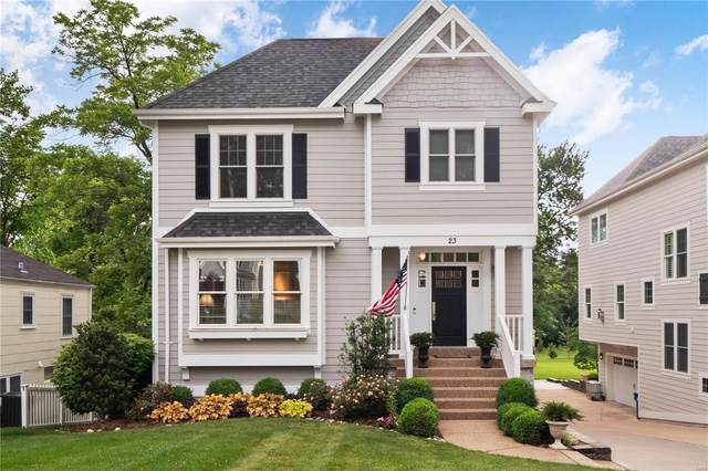 23 Dwyer Place, Ladue, MO 63124 (#21040202) :: Kelly Hager Group | TdD Premier Real Estate