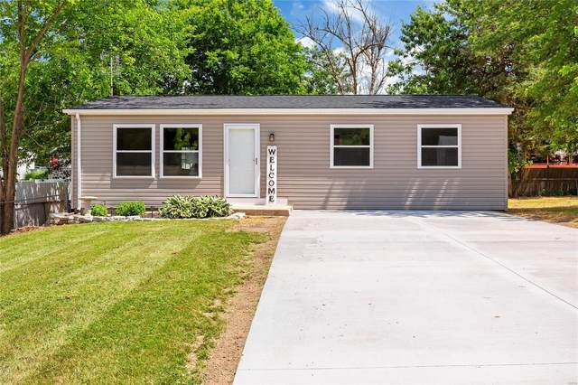 5 Spring Fawn, Saint Peters, MO 63376 (#21040209) :: St. Louis Finest Homes Realty Group