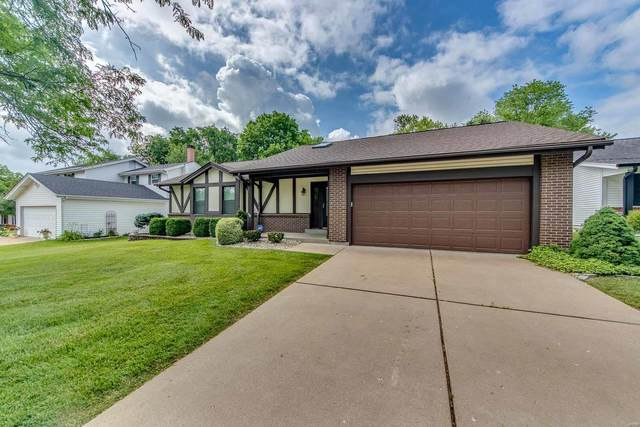 104 Tara Ridge Court, Ballwin, MO 63021 (#21040215) :: St. Louis Finest Homes Realty Group