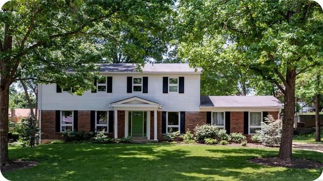 2181 Pardoroyal Drive, St Louis, MO 63131 (#21040227) :: Kelly Hager Group | TdD Premier Real Estate