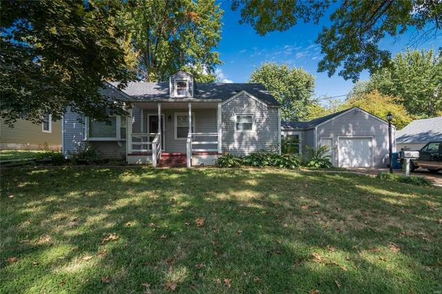 107 W Throp Street, Troy, IL 62294 (#21040244) :: The Becky O'Neill Power Home Selling Team