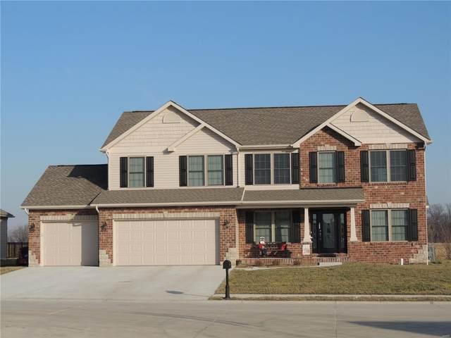 448 Hayden Drive, Waterloo, IL 62298 (#21040251) :: Hartmann Realtors Inc.