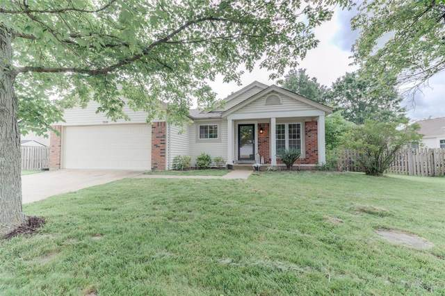 1508 Wooden Bridge Trail, Ballwin, MO 63021 (#21040258) :: St. Louis Finest Homes Realty Group