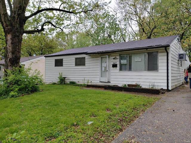243 Meadowcrest Drive, St Louis, MO 63135 (#21040260) :: Clarity Street Realty