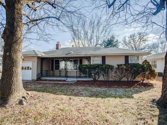 124 S 38th Street, Belleville, IL 62226 (#21040267) :: Fusion Realty, LLC