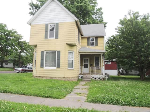 224 N Locust Street, Greenville, IL 62246 (#21040268) :: Fusion Realty, LLC