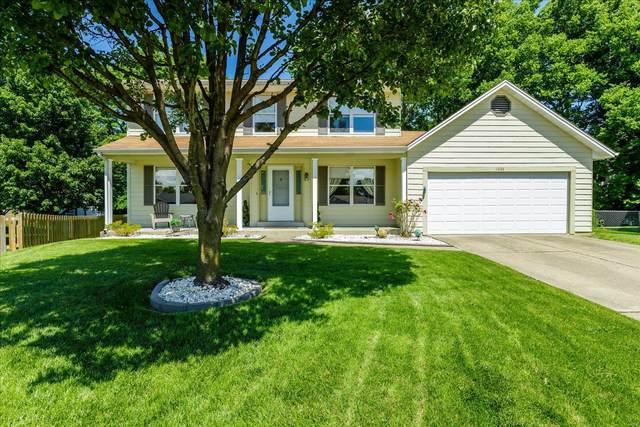1033 Pegasus Circle, Saint Peters, MO 63376 (#21040272) :: St. Louis Finest Homes Realty Group