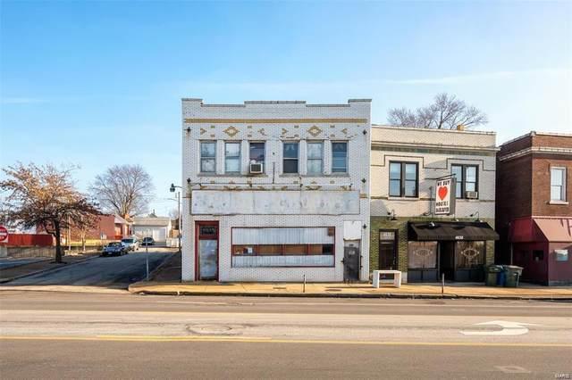 4626 Gravois Avenue, St Louis, MO 63116 (#21040278) :: Palmer House Realty LLC