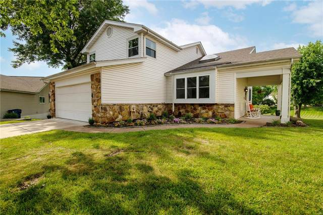16308 Downey Terrace, Wildwood, MO 63011 (#21040279) :: Kelly Hager Group   TdD Premier Real Estate