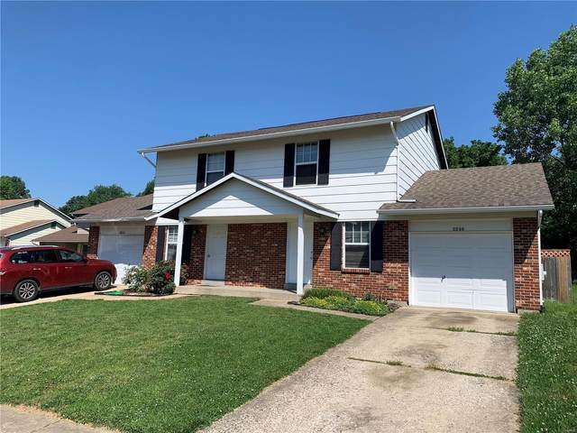 2249 N Village, Saint Charles, MO 63303 (#21040306) :: St. Louis Finest Homes Realty Group