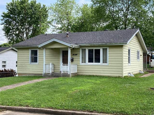 1843 Montgomery Street, Cape Girardeau, MO 63703 (#21040312) :: RE/MAX Professional Realty