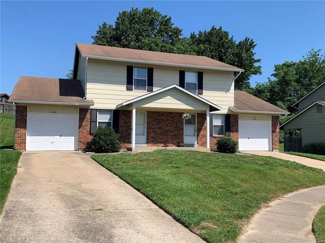 2263 N Village, Saint Charles, MO 63303 (#21040336) :: St. Louis Finest Homes Realty Group
