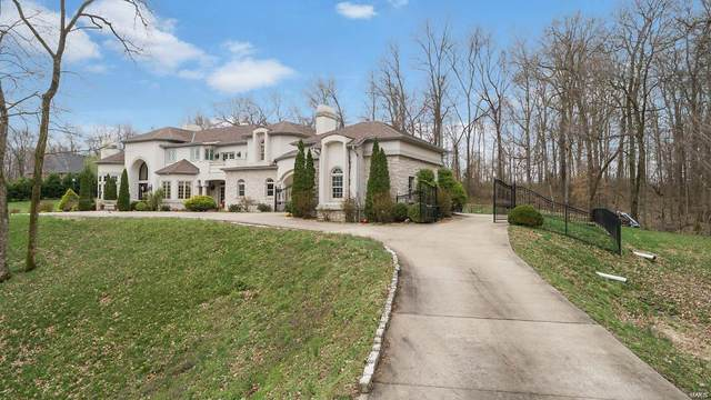 5651 Dalhousie Drive, Cape Girardeau, MO 63701 (#21040346) :: Mid Rivers Homes