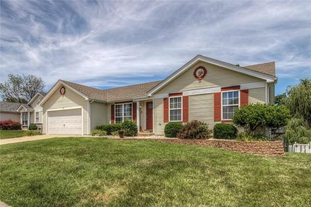 159 Royallmanor Lane, O'Fallon, MO 63368 (#21040349) :: St. Louis Finest Homes Realty Group