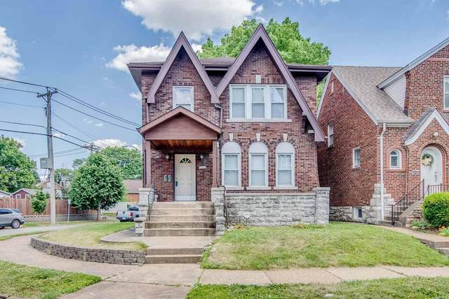 5800 Goener Avenue, St Louis, MO 63116 (#21040356) :: Parson Realty Group