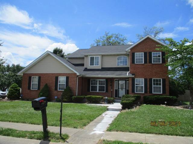 5413 Baylor Drive, Fairview Heights, IL 62208 (#21040362) :: Clarity Street Realty