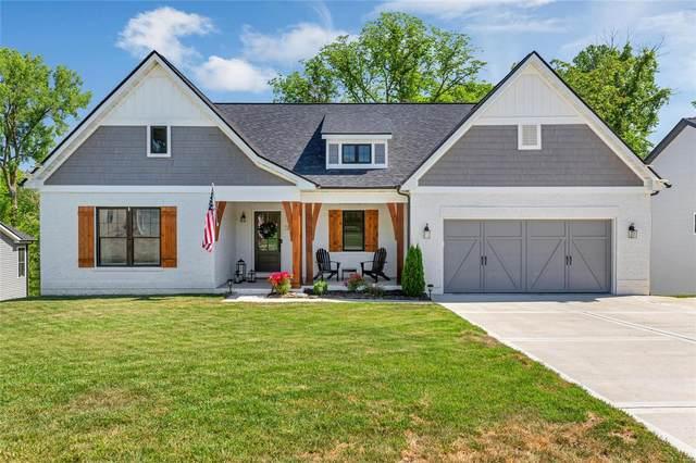 2355 Lakeshore Drive, Columbia, IL 62236 (#21040392) :: Fusion Realty, LLC