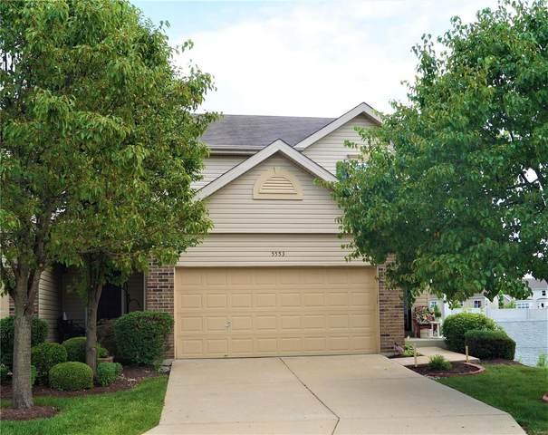 5553 Wavecrest Circle, Saint Charles, MO 63304 (#21040403) :: St. Louis Finest Homes Realty Group