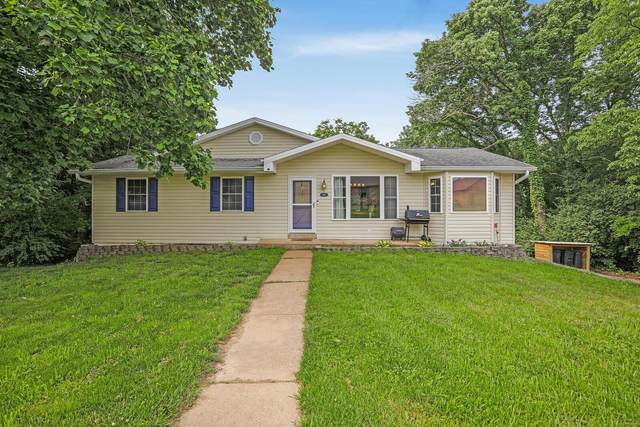 419 Morgan Woods Drive, Fenton, MO 63026 (#21040409) :: The Becky O'Neill Power Home Selling Team