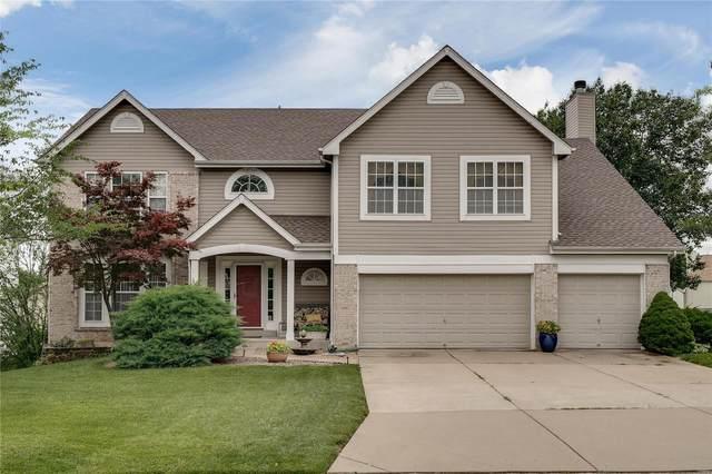1835 Lunenburg Drive, O'Fallon, MO 63376 (#21040431) :: Kelly Hager Group | TdD Premier Real Estate