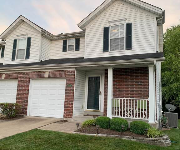 1243 Big Bend Crossing Drive, Manchester, MO 63088 (#21040435) :: The Becky O'Neill Power Home Selling Team
