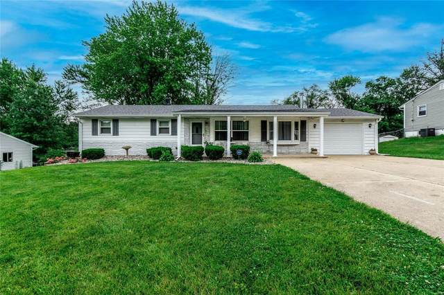 8 Laura Drive, Saint Peters, MO 63376 (#21040439) :: St. Louis Finest Homes Realty Group