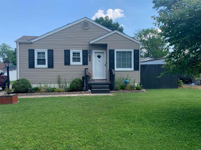 1705 Mitchell Avenue, Granite City, IL 62040 (#21040452) :: The Becky O'Neill Power Home Selling Team