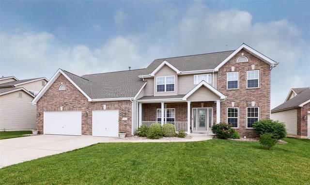 33 Grove Pass, O'Fallon, MO 63304 (#21040462) :: The Becky O'Neill Power Home Selling Team