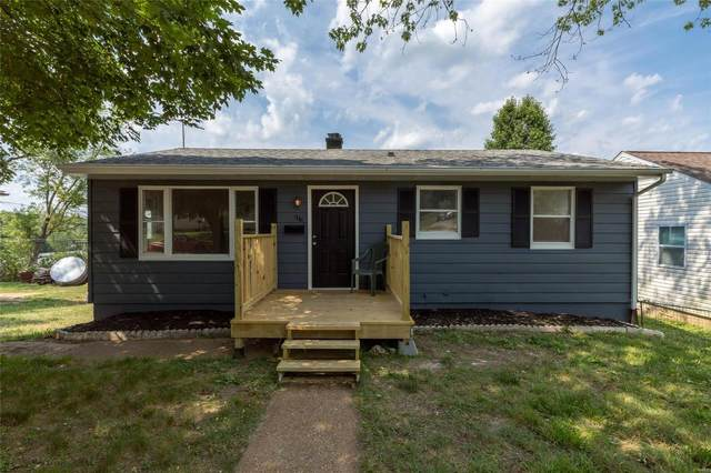 617 Perry Street, De Soto, MO 63020 (#21040478) :: Kelly Hager Group   TdD Premier Real Estate