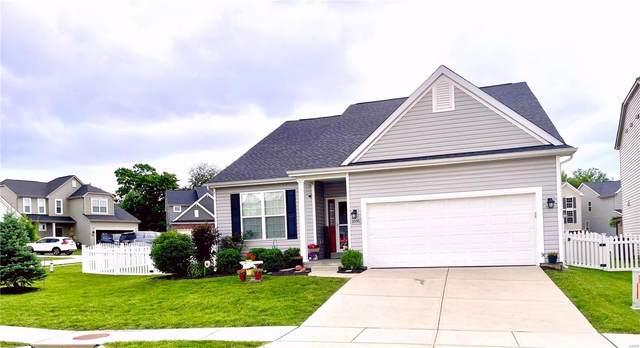 1695 Belleau Wood, Saint Peters, MO 63376 (#21040479) :: St. Louis Finest Homes Realty Group