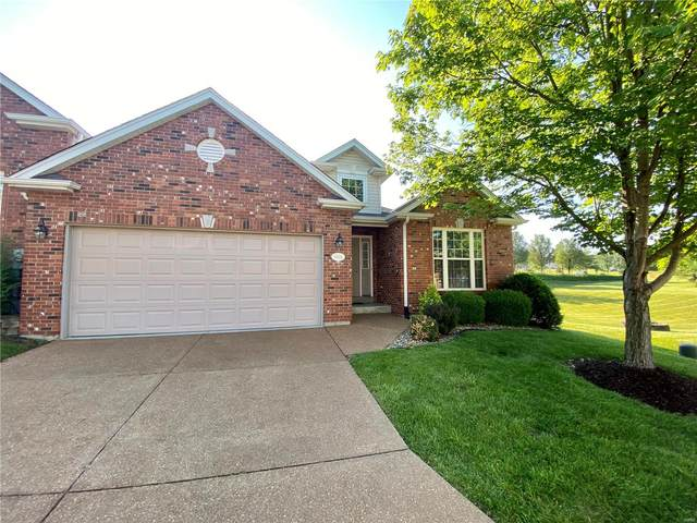 6026 Glennaire Drive, St Louis, MO 63129 (#21040504) :: Clarity Street Realty