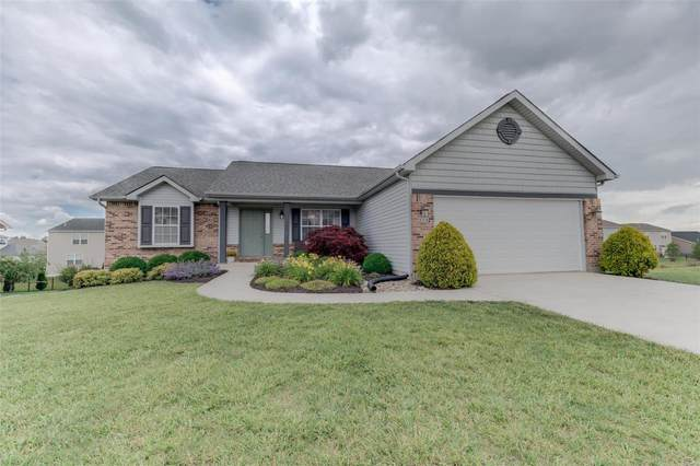 113 Central Park Avenue, Wentzville, MO 63385 (#21040518) :: The Becky O'Neill Power Home Selling Team