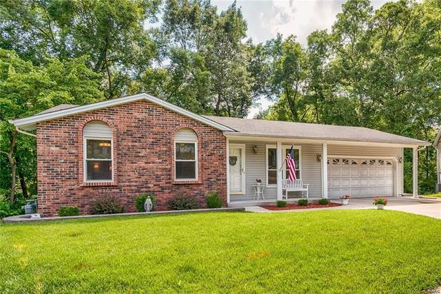 1217 Forest Trails Court, Fenton, MO 63026 (#21040538) :: Clarity Street Realty
