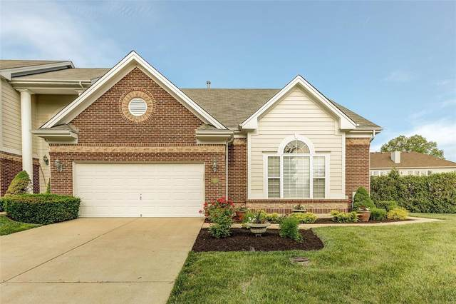 437 Shetland Valley Court, Chesterfield, MO 63005 (#21040552) :: RE/MAX Vision