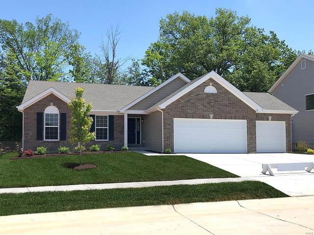632 Creek Bend Drive, Lake St Louis, MO 63367 (#21040568) :: Kelly Hager Group | TdD Premier Real Estate