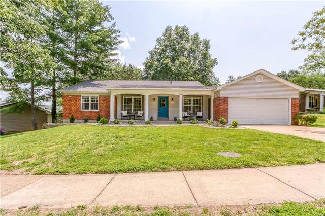 7218 Emerald Hill Court, St Louis, MO 63129 (#21040580) :: RE/MAX Vision